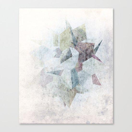The Secret Crystal Canvas Print