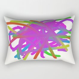 Random2 Rectangular Pillow