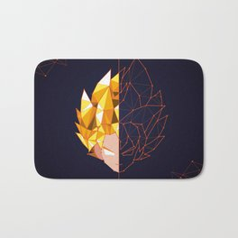 10 | Constellation Goku SSJ | Dragon Ball Bath Mat
