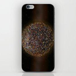 Megaplanet iPhone Skin