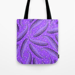 lusty whales Tote Bag