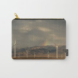 Wind Farm in Nevada Carry-All Pouch