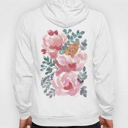 Peonies Bouquet Hoody