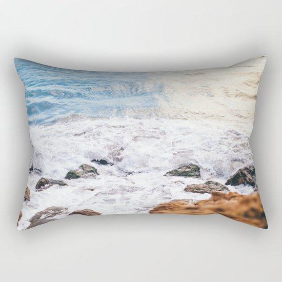 Wild Summer #society6 #print #decor #art Rectangular Pillow