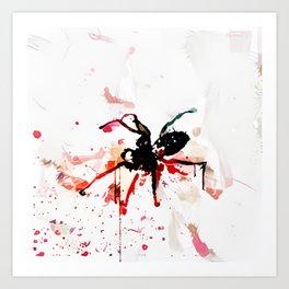 Murder Spider The Nth Art Print