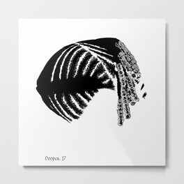 The Crown You Will Always Wear 6 Metal Print