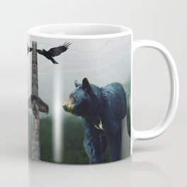 The Sacred Trail of the Great Bear Coffee Mug