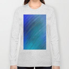Blue Ice Long Sleeve T-shirt