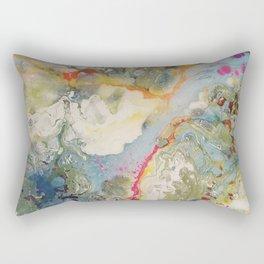 Far and Away Rectangular Pillow