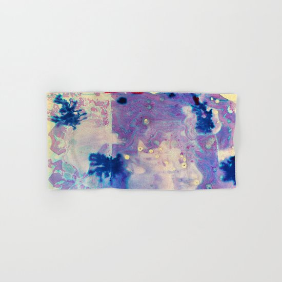 Psychedelic Vibes Hand & Bath Towel