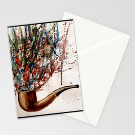 Blew My Mind Stationery Cards