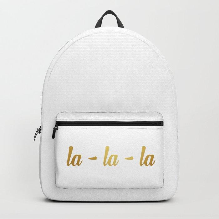 la-la-la 2 Backpack
