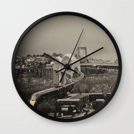 Royal Albert IET Wall Clock