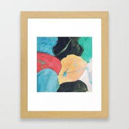Abstract C4 Framed Art Print
