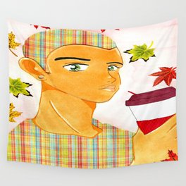 Coffee Kei Wall Tapestry
