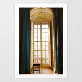 Versailles - The View Art Print