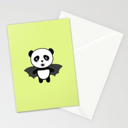 Vampire Panda with wings T-Shirt Dz5f0 Stationery Cards