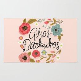 Pretty Swe*ry: Adios Bitchachos Rug