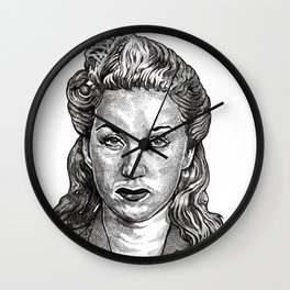 Double Indemnity Wall Clock