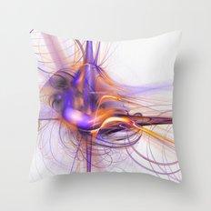 Delika 5 Throw Pillow