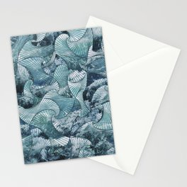 Call the Waves Stationery Cards