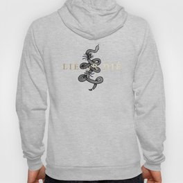 Lie or Die Hoody