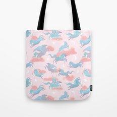 Magic Ponies Tote Bag