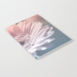 Pastel Gerbera Notebook