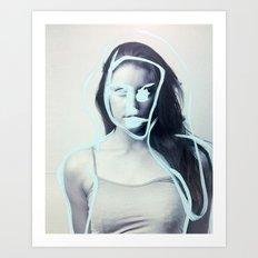 Erin Art Print