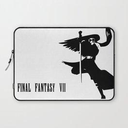 Black&White Sephiroth  Laptop Sleeve