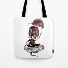 Open Your Head Tote Bag