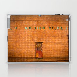 Floating Door Laptop & iPad Skin