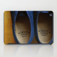 vans iPad Cases featuring Vans California by RaySnaps