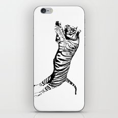 Flying Tiger iPhone & iPod Skin