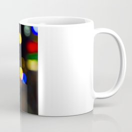 New York Lights Coffee Mug