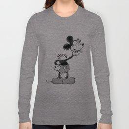 headless mouse Long Sleeve T-shirt