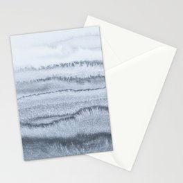 WITHIN THE TIDES OCEAN NIGHTS by Monika Strigel Stationery Cards