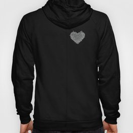 The Negative Heart of Thorns Hoody