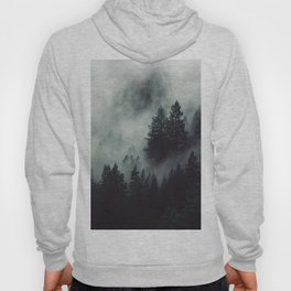 Rain in the forest Hoody