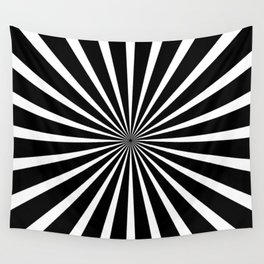 Pin Point of View Wall Tapestry