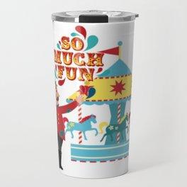 The Circus Travel Mug