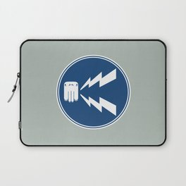 Sound the Monster Horn! Laptop Sleeve