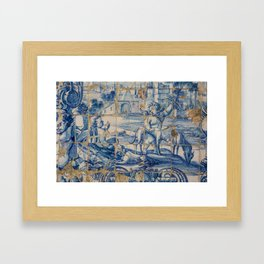 Cupid´s Arrow Framed Art Print