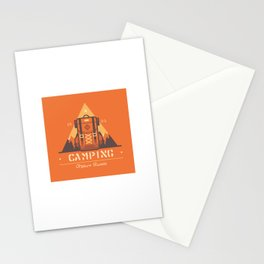 Camping Tippi Stationery Cards