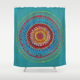Dotto 18 Shower Curtain
