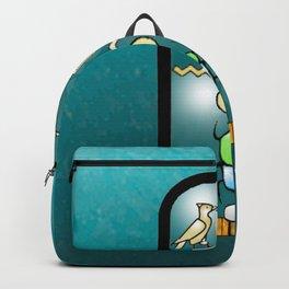 Egyptian Cartouche Backpack