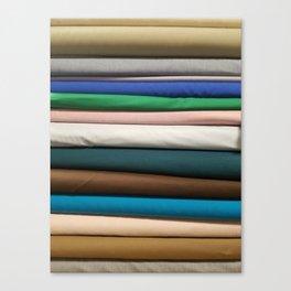 Bolt-Kelly Green Canvas Print