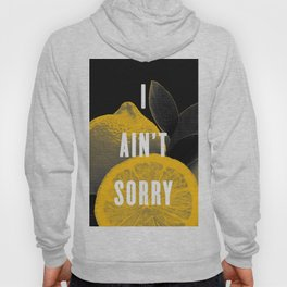 I Ain't Sorry Hoody