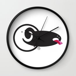 Pal-Moon Wall Clock