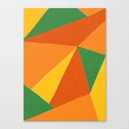 Nobody's Perfect Canvas Print
